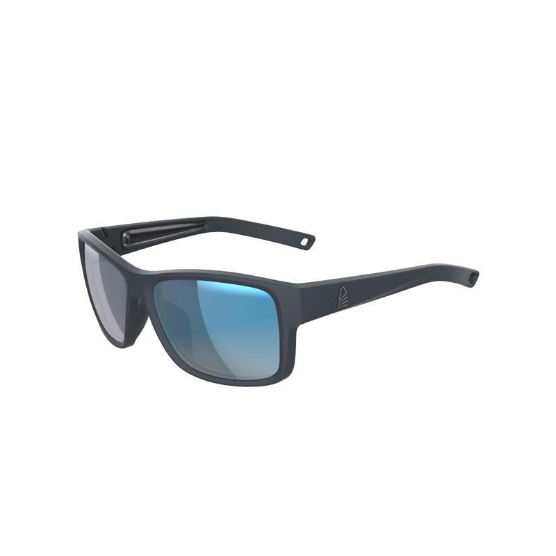 Polarize Camlı Güneş Gözlüğü - M Boy - Gri - 100