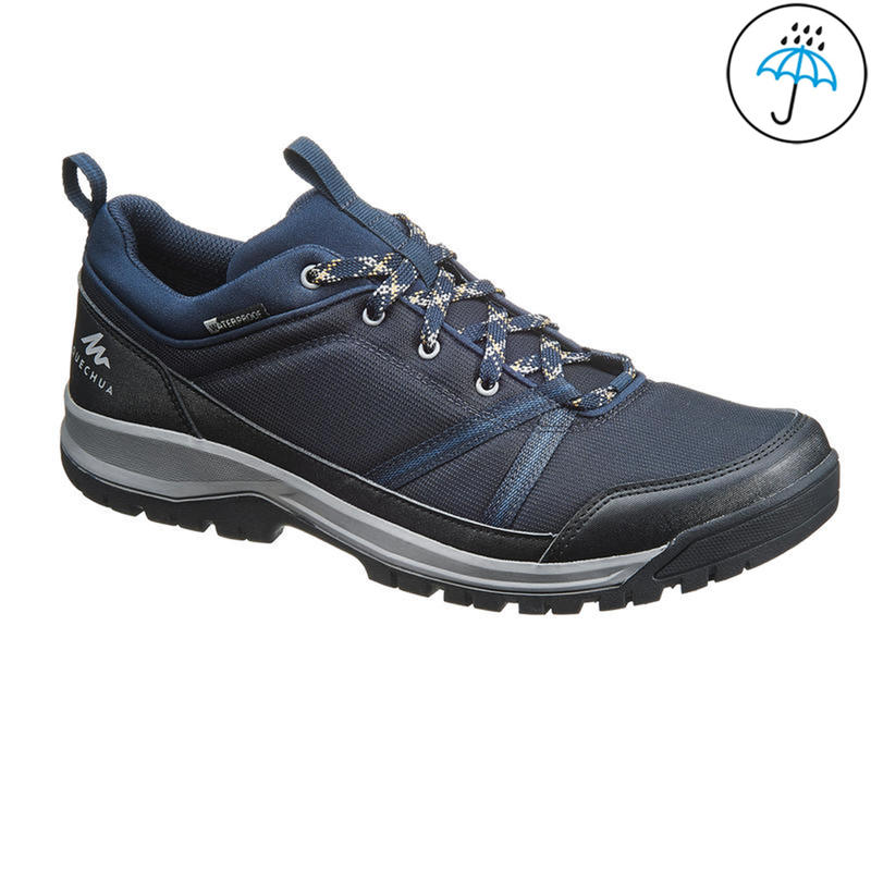 bb9299c508a5 Men's Hiking Shoes NH150 (Waterproof) - Blue