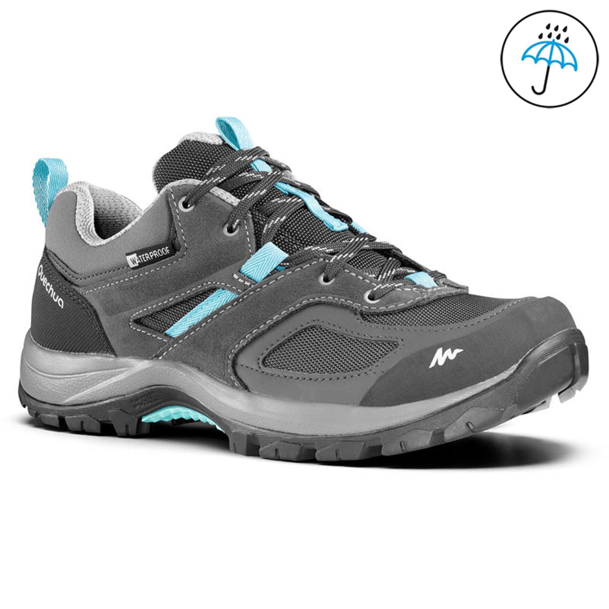 MH100 Buy Quechua Hiking Shoes for Women