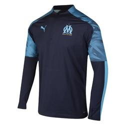 Trainingsjack Olympique Marseille 19/20 blauw