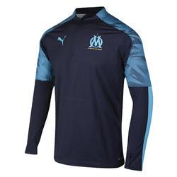 Trainingsjack Olympique Marseille 19/20 voor kinderen blauw