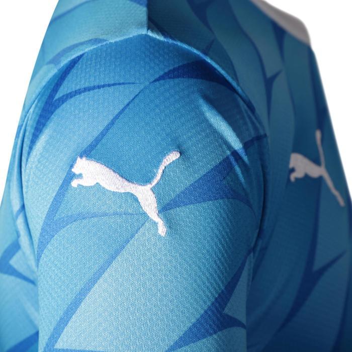 Voetbalshirt Olympique Marseille uitshirt 19/20 voor kinderen blauw
