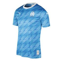 Voetbalshirt voor volwassenen, replica uitshirt Olympique Marseille