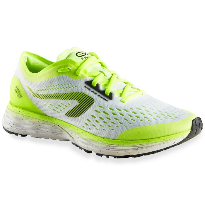 CHAUSSURES DE RUNNING HOMME KIPRUN KS LIGHT BLANC