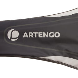 Adult Tennis Racquet Sleeve - Dark Grey