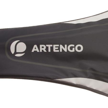 Adult Tennis Racquet Sleeve - Dark Grey