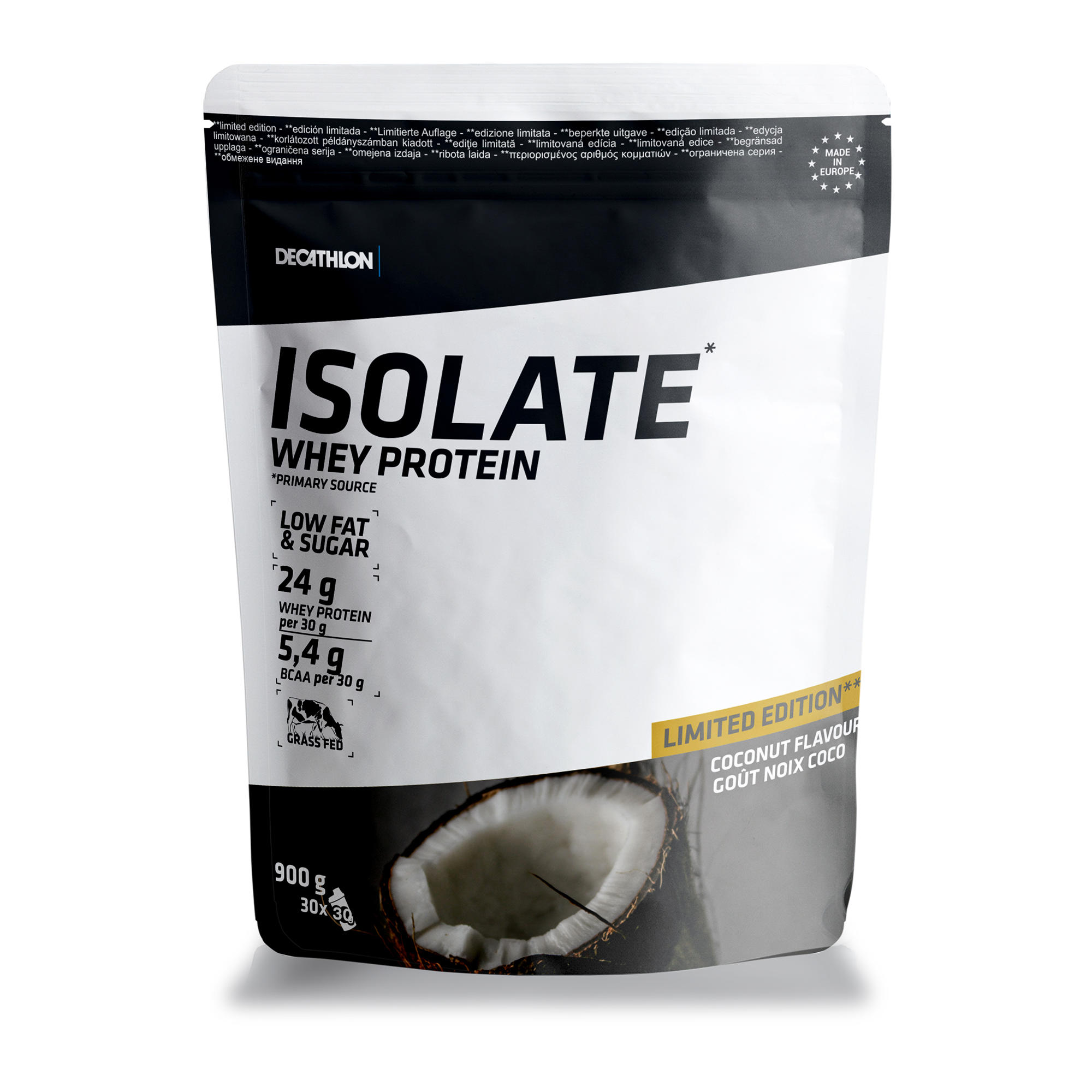 WHEY PROTEIN ISOLATE COCOS 900