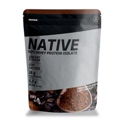 WHEY PROTEINE NATIVE CHOCOLAT 250 GRS