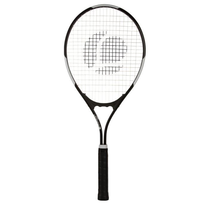 Tennisschläger TR100 Erwachsene schwarz