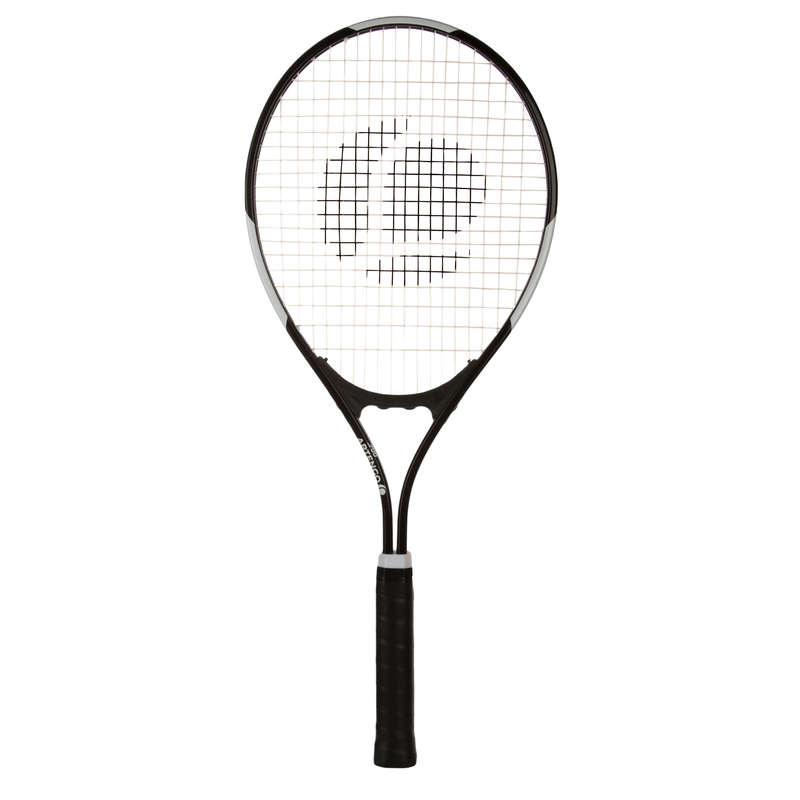 PŘÍLEŽITOSTNÝ TENIS RAKETOVÉ SPORTY - TENISOVÁ RAKETA TR100 ČERNÁ ARTENGO - Tenis
