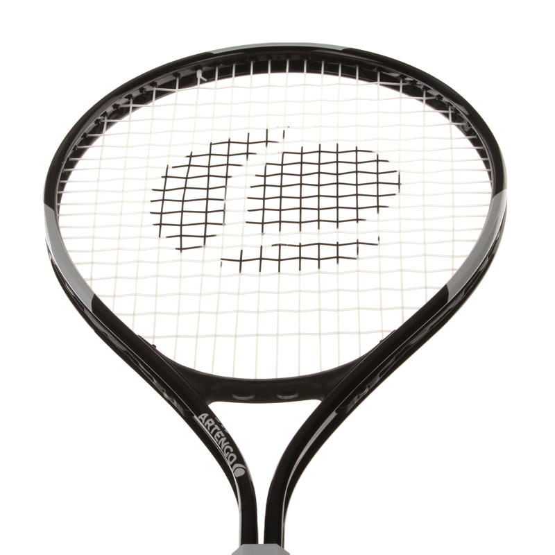 Raquette de Tennis Adulte TR100 - Noir .