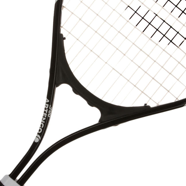 TR100 Adult Tennis Racket - Black