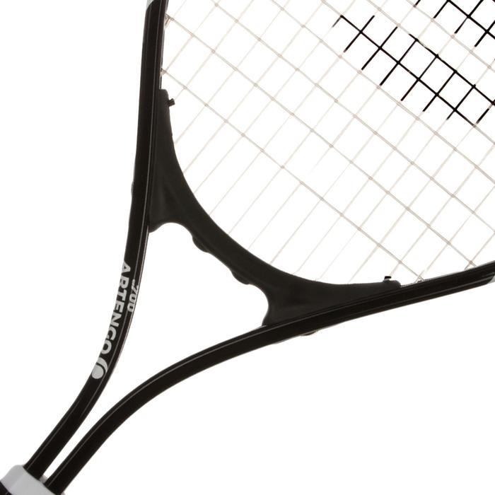 Tennisracket voor volwassenen TR100 zwart