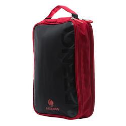 Tafeltennis hoesje FC 990 zwart/rood - 170392