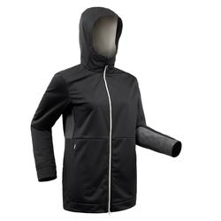 Women's Snowboard and Ski Hoodie SNB HDY - Black