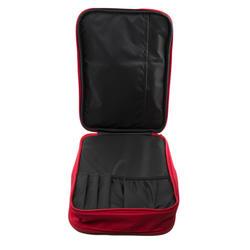 Tafeltennis hoesje FC 990 zwart/rood - 170398