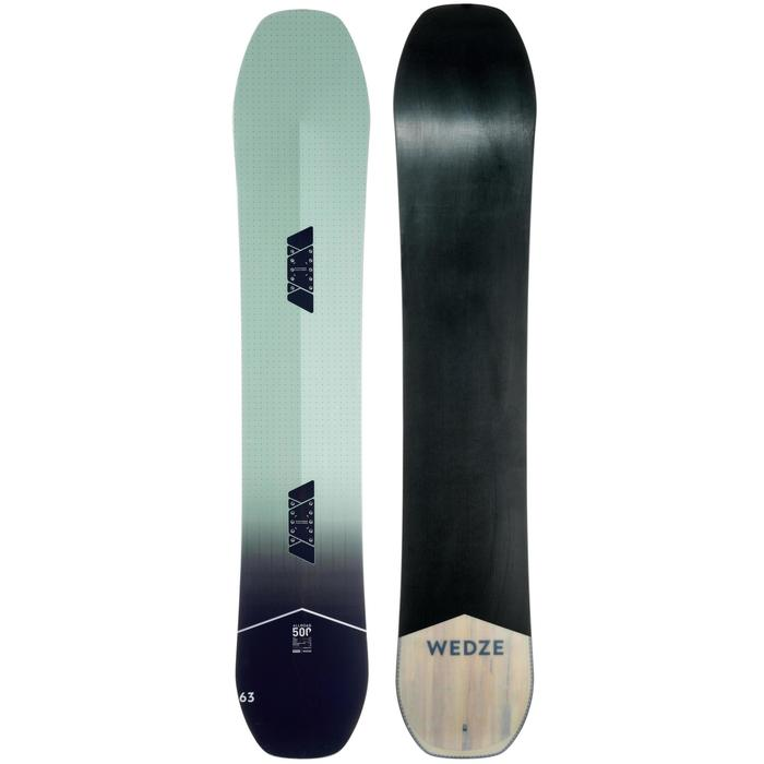 Snowboard voor piste/all mountain heren All Road 500