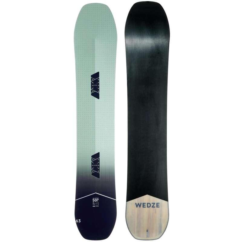 ADVANCED MEN SNOWBOARD EQUIPMENT Snowboard - Deska ALL ROAD 500  DREAMSCAPE - Sprzęt snowboardowy