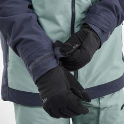 Snowboard- en ski-jas SNB JKT 500 groen