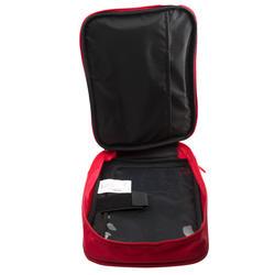 Tafeltennis hoesje FC 990 zwart/rood - 170402