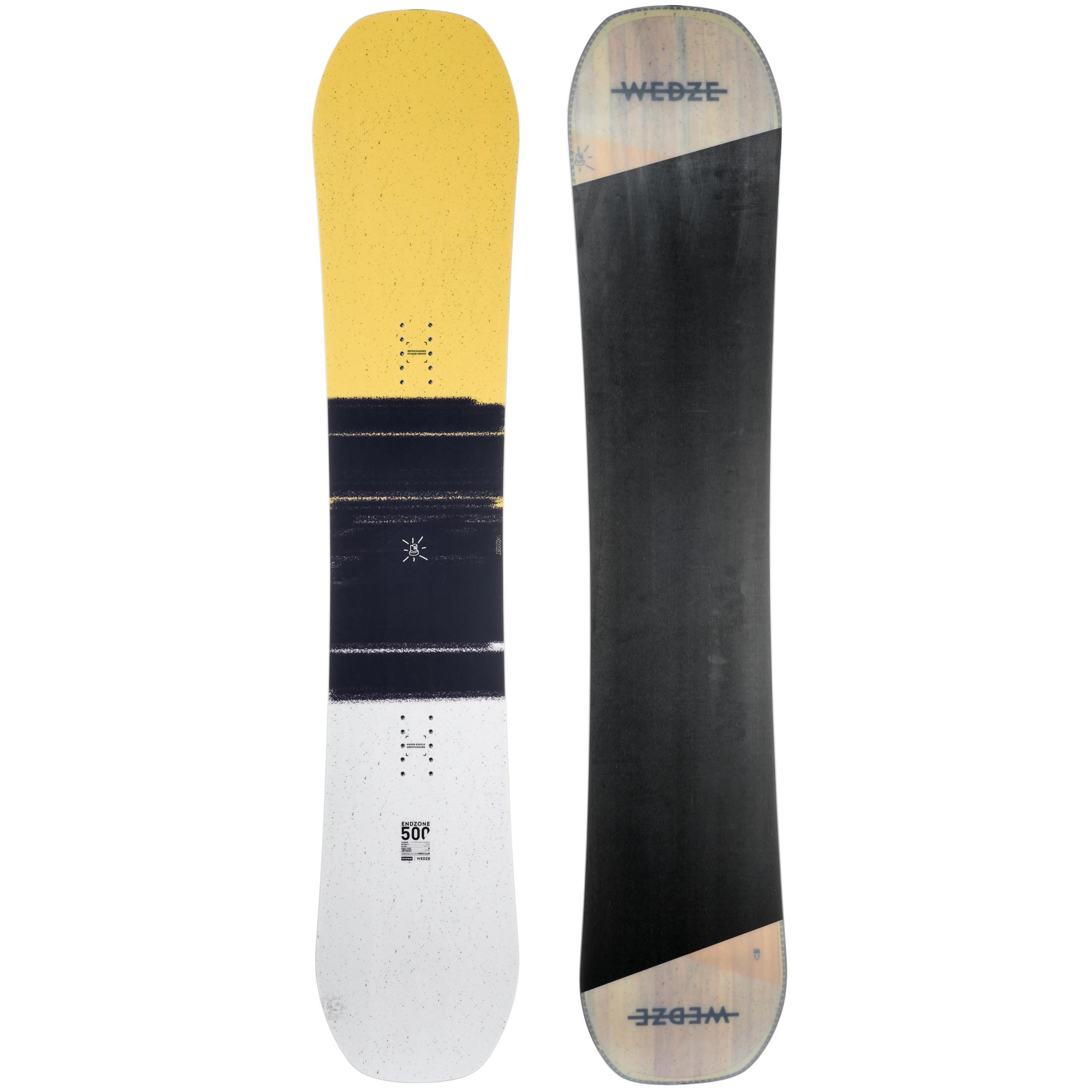 Snowboard Shape