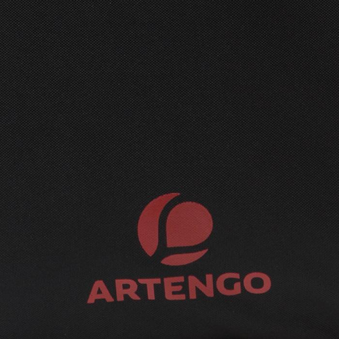 Bathoes Artengo FC 990 zwart/rood