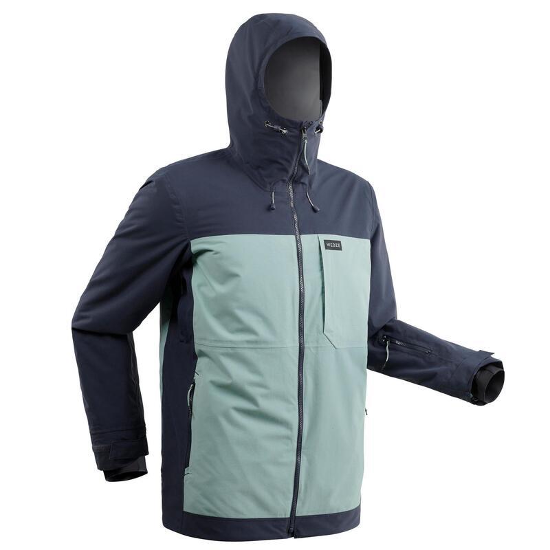 Men's Snowboarding (And Skiing) Jacket - Green