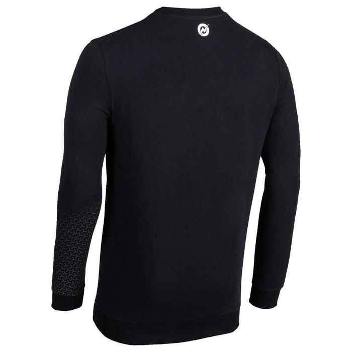 Sweat de gardien H500 adulte noir