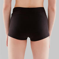 Girls' Mini Fitted Modern Dance Shorts