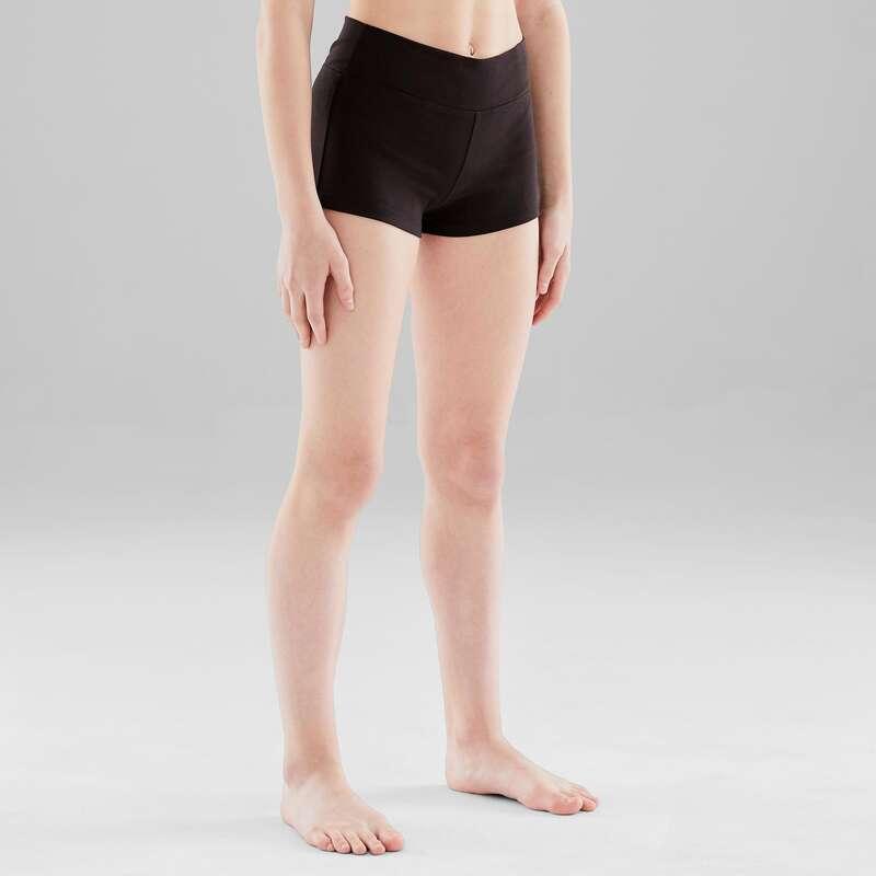 Lány modern és street dance ruházat Tánc, torna, RG - Rövidnadrág modern tánchoz DOMYOS - Tánc, torna, RG