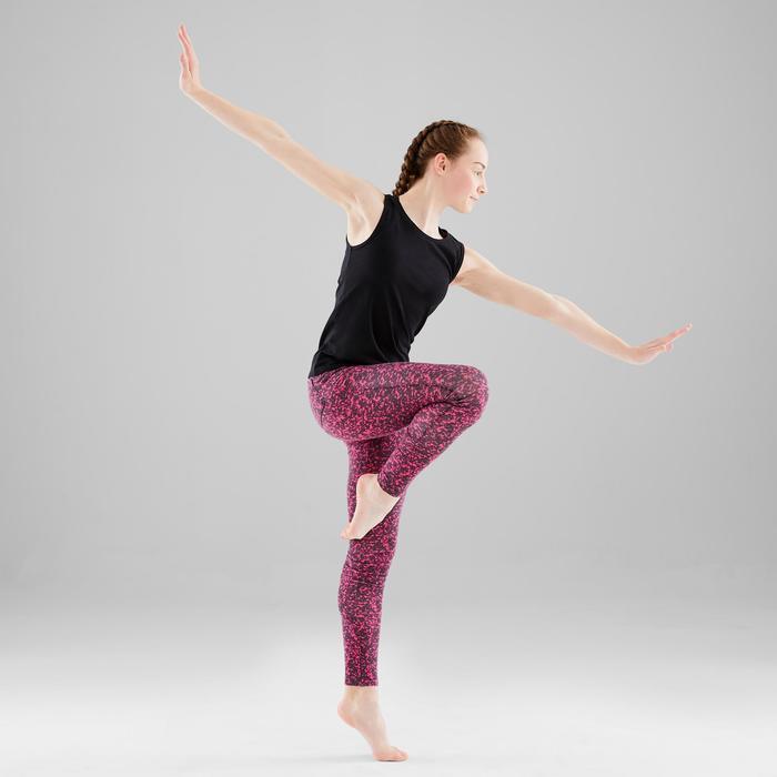 Legging de danse moderne fille imprimé