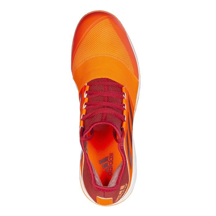 Chaussures de hockey sur gazon adulte intensité faible/moyenne Divox 1.9S orange
