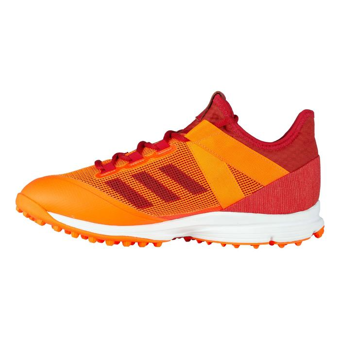Chaussures de hockey sur gazon H intensité moyenne à forte ZoneDox1.9S orange