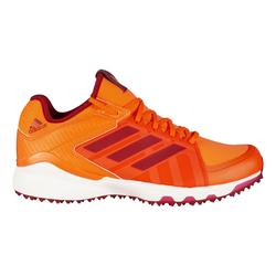 Chaussures de hockey sur gazon Homme intensité forte Lux1.9S orange