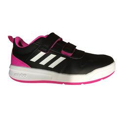 Tennisschoenen voor kinderen Adidas Tensaurus zwart roze