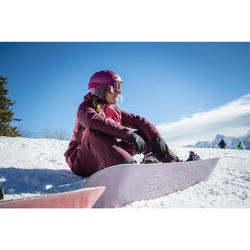 Tabla de Snowboard, Wed'ze Serenity 100, All Mountain, Mujer