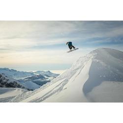 Fixações de Snowboard pista/fora de pista Illusion 700 Homem Preto e Cinzento