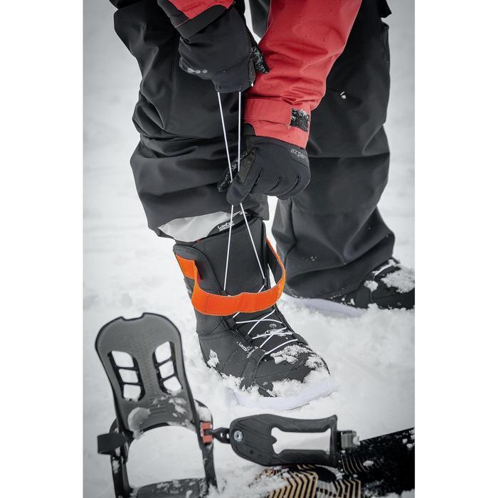 Snowboard schoen heren FORAKER 300 zwart