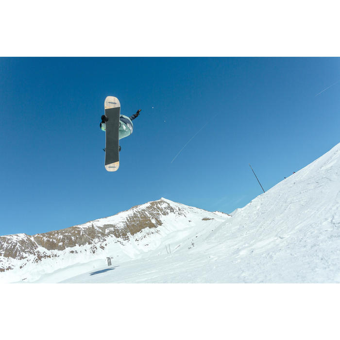Planche de snowboard freestyle & all mountain, homme, ENDZONE 500