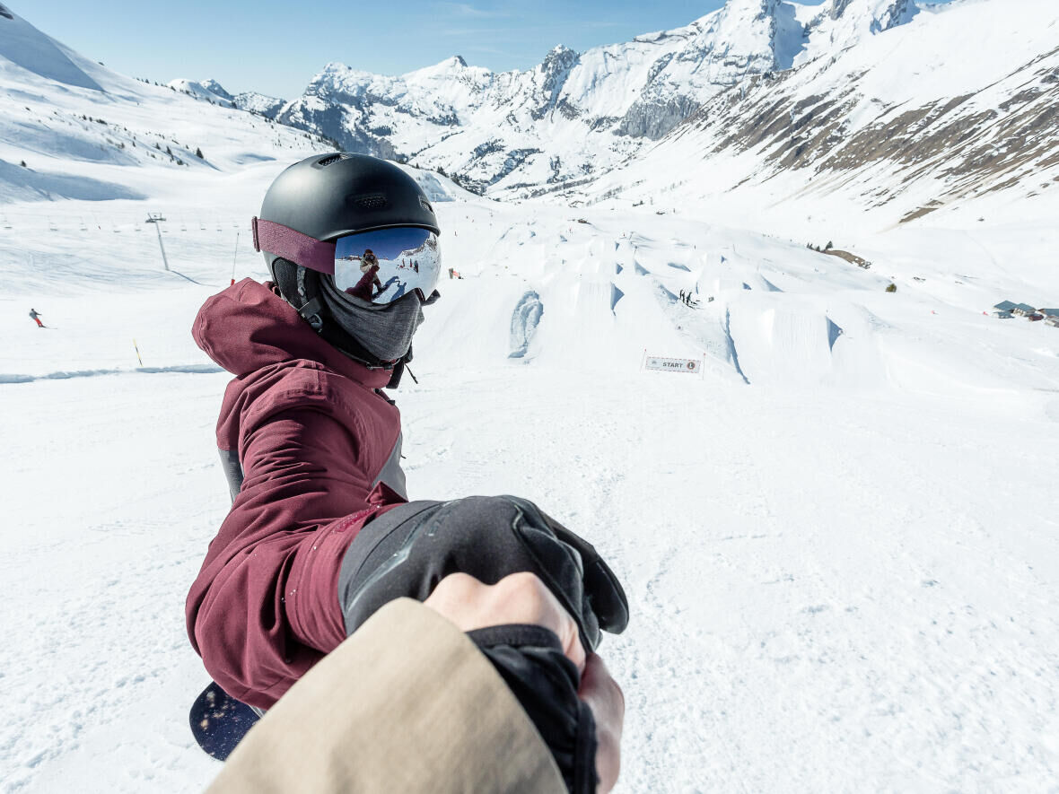 snowboard rules