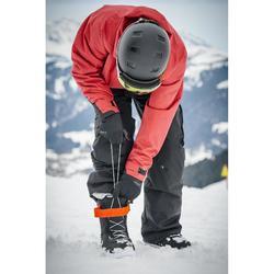 Snowboardboots Allmountain Foraker 300 Herren schwarz