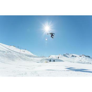 Prancha de snowboard Freestyle e All Mountain, Homem, ENDZONE 500