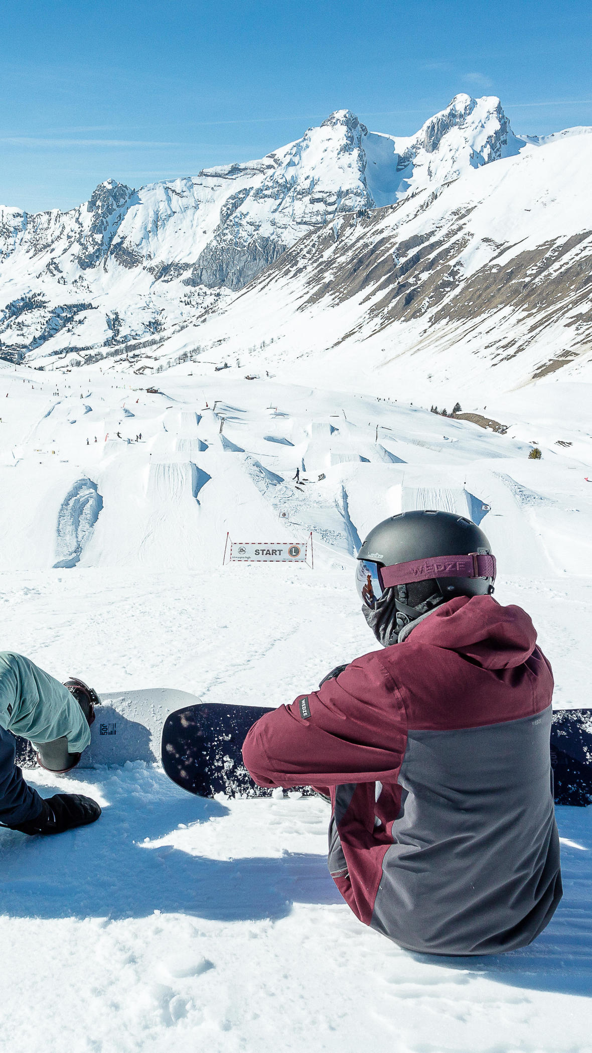 protection cuisse snowboard