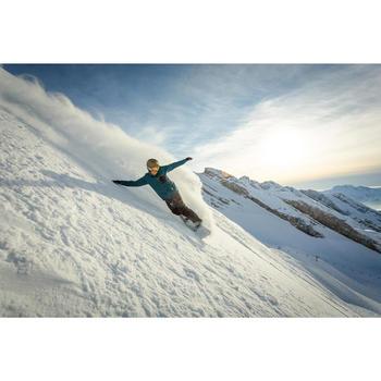 Chaussures de snowboard homme piste / hors-piste, Foraker 500, noires