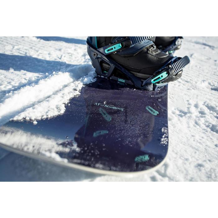 Snowboardboots voor dames piste/off-piste Serenity 500 zwart