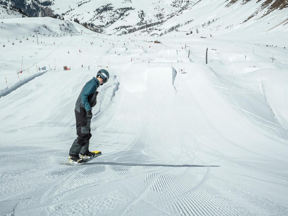 snowboard et musculation