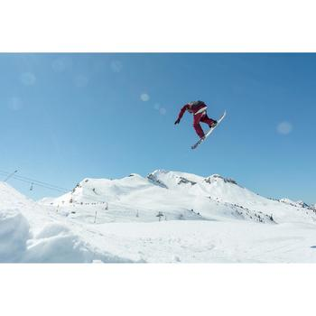 Planche de snowboard all mountain& freestyle ,homme et femme, PARK & RIDE 500