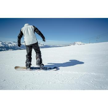 Fixations de snowboard homme Snb 100 Click noires