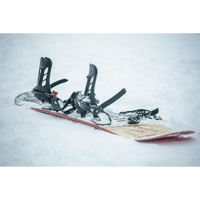 Snowboard Piste & All Mountain Herren Bullwhip 300 Evo