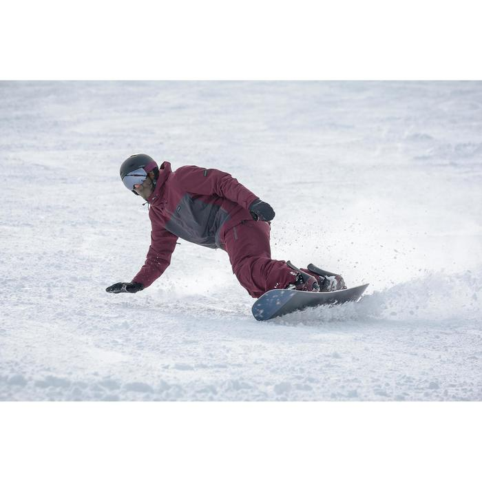 Fijaciones de snowboard, Wed'ze Endzone 500, Freestyle, Hombre y Mujer